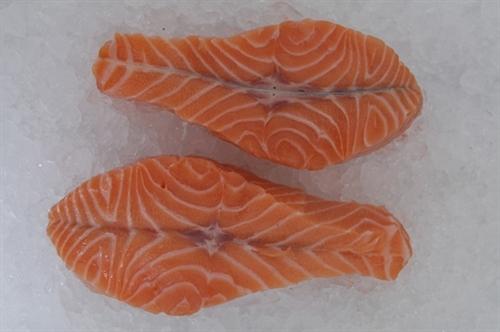 דג סלמון חתוך- דגים טריים