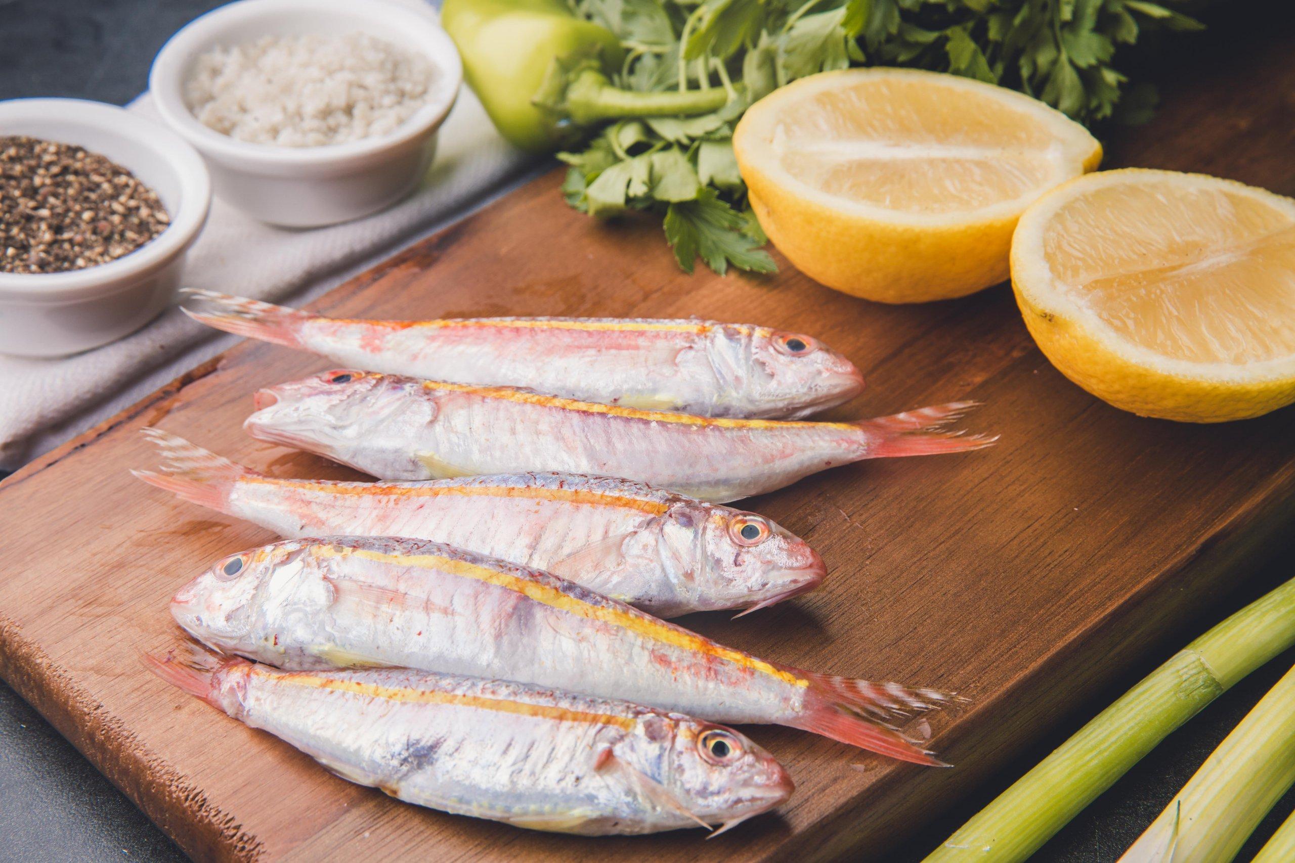 ברבוניות חנות דגים טריים תל אביב